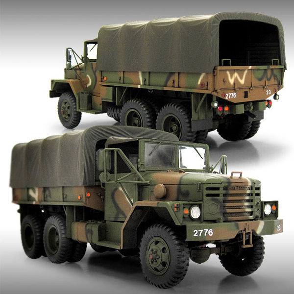 아카데미 1대35 R.O.K ARMY K511A1 2.5 톤 카고 트럭 프라모델 (13293)