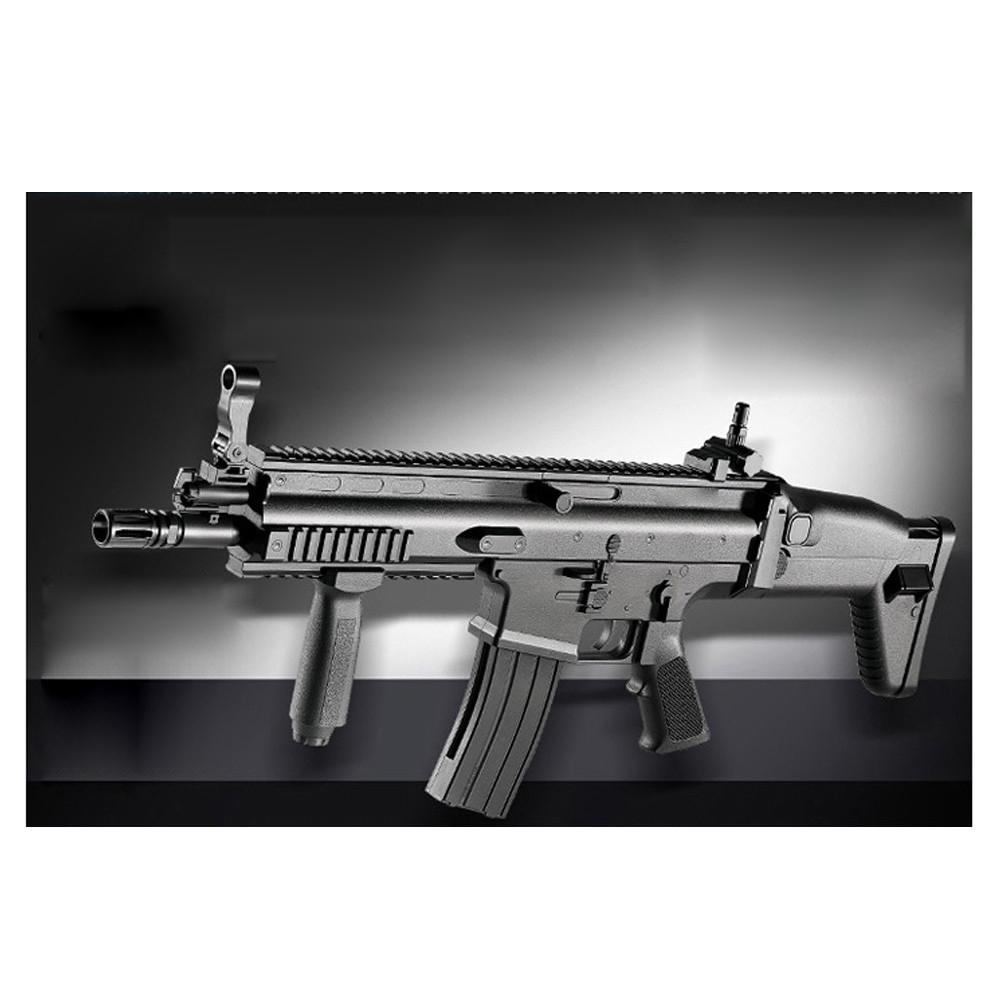 아카데미 FN SCAR-L CQC BB탄총 에어건 (17110) (블랙)