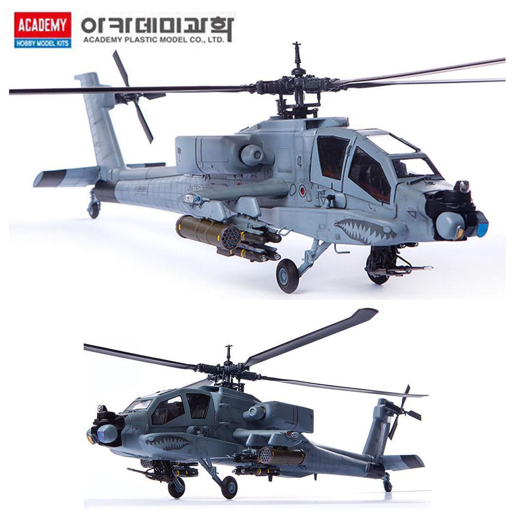 아카데미 AH-64H ANG 사우스 캐롤라이나 주방위군 (12129)