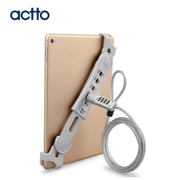 엑토 시큐리티 태블릿PC 도난방지 케이블 (그레이) (TBL-01)