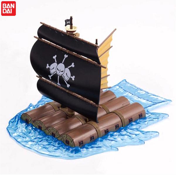 반다이 원피스 그랜드쉽 콜렉션 11 (마샬 D 티치의 해적선) (BD200637)