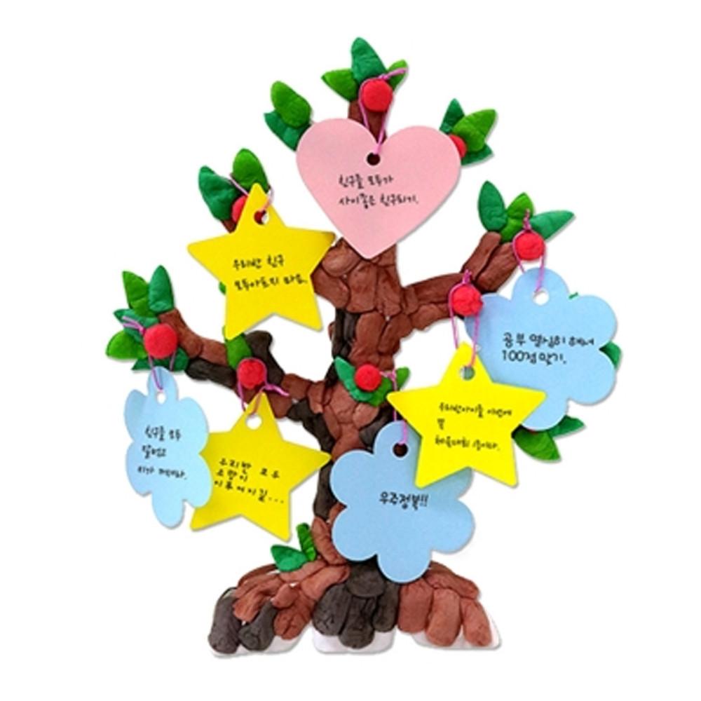 컬러룬 플레이콘 소망나무 B