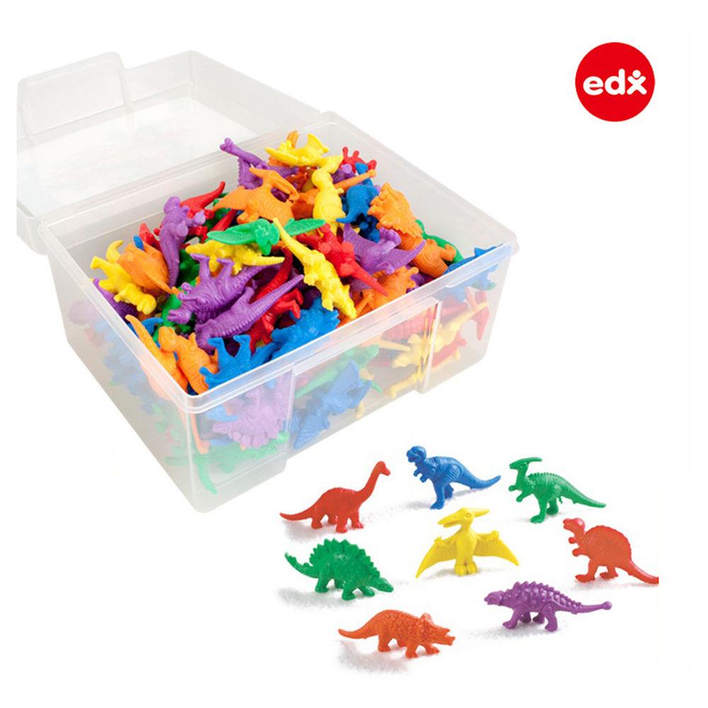EDX 공룡모형 수세기 128P (13036)