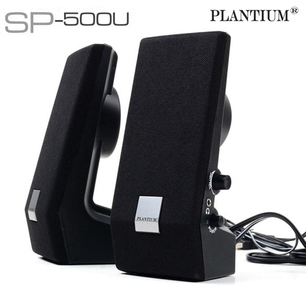 아이온 2채널 파워풀 스테레오 PC스피커 (SP-500U)