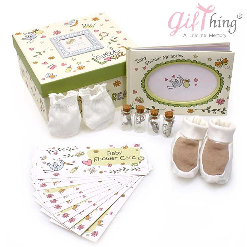 Gifthing 베이비 샤워세트 (봄) (출생선물)