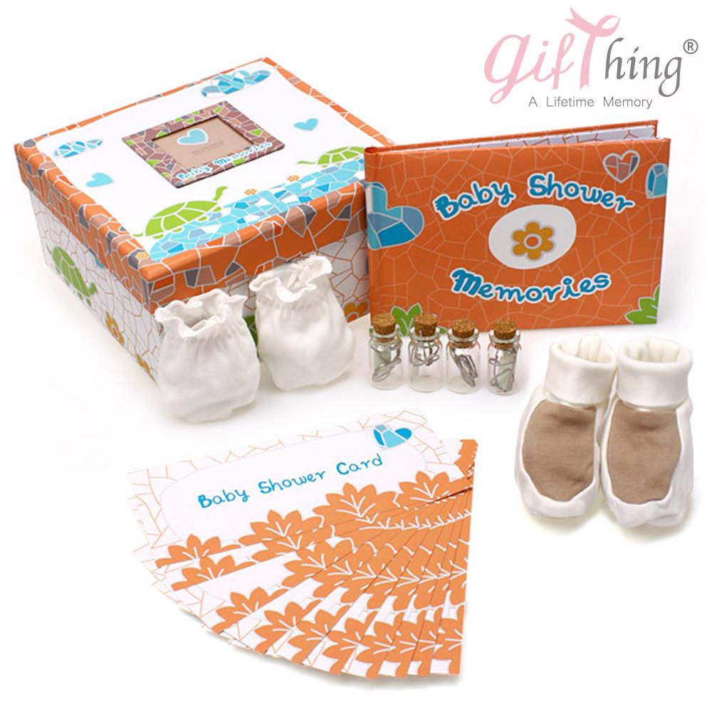 Gifthing 베이비 샤워세트 (모자이크) (출생선물)