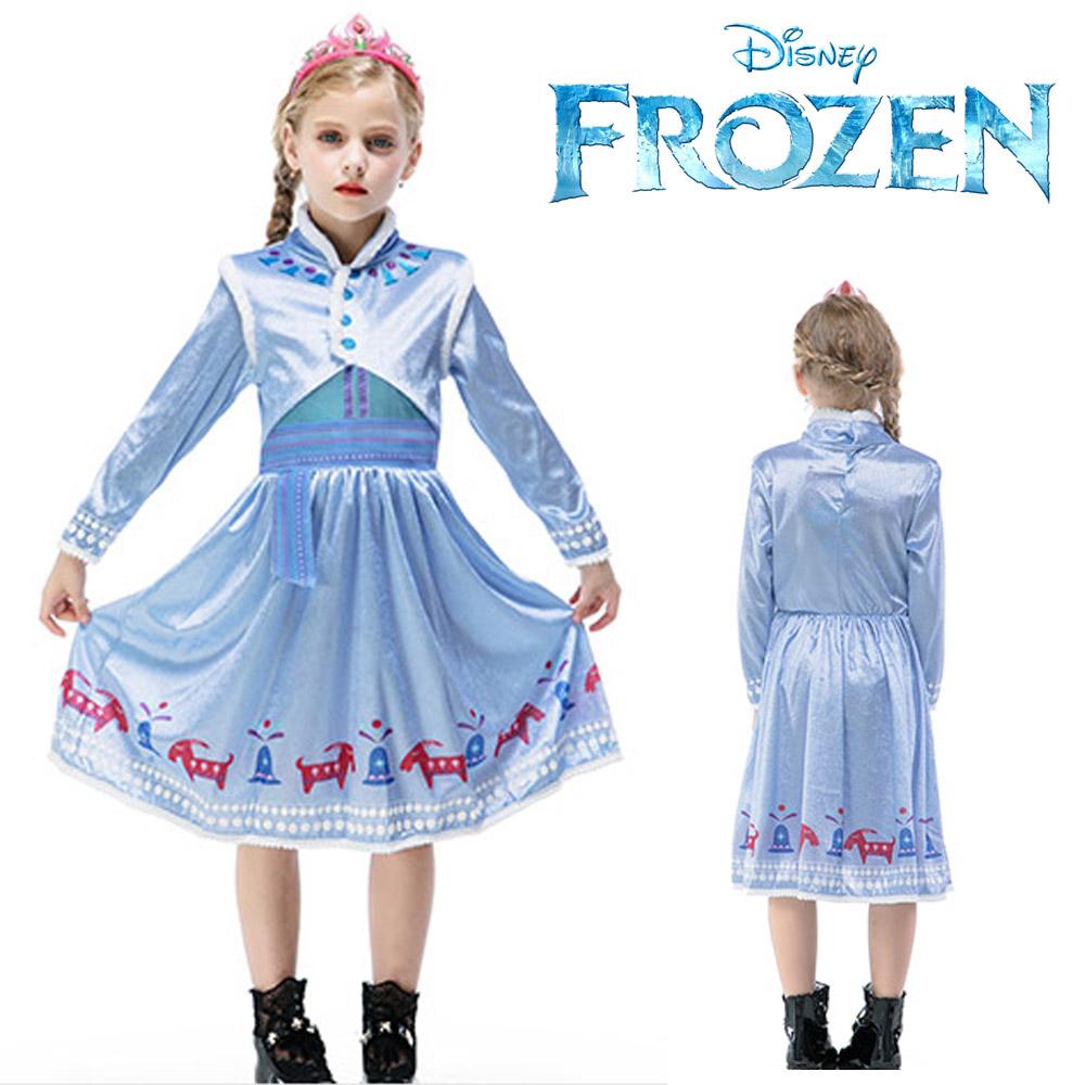 겨울왕국 안나 코코 드레스 기본형 (택1)