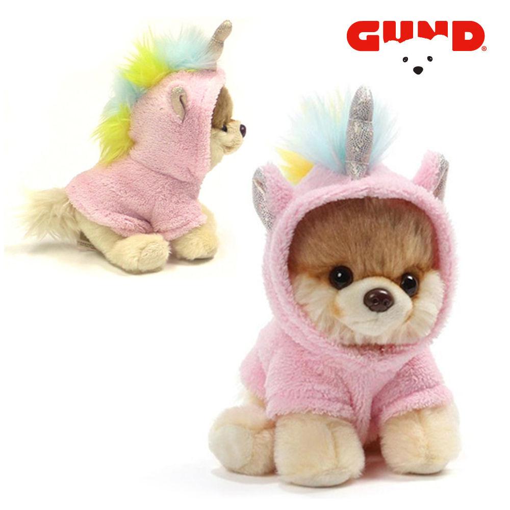 GUND 월드넘버원 핑크 유니콘 부 (G4060859)