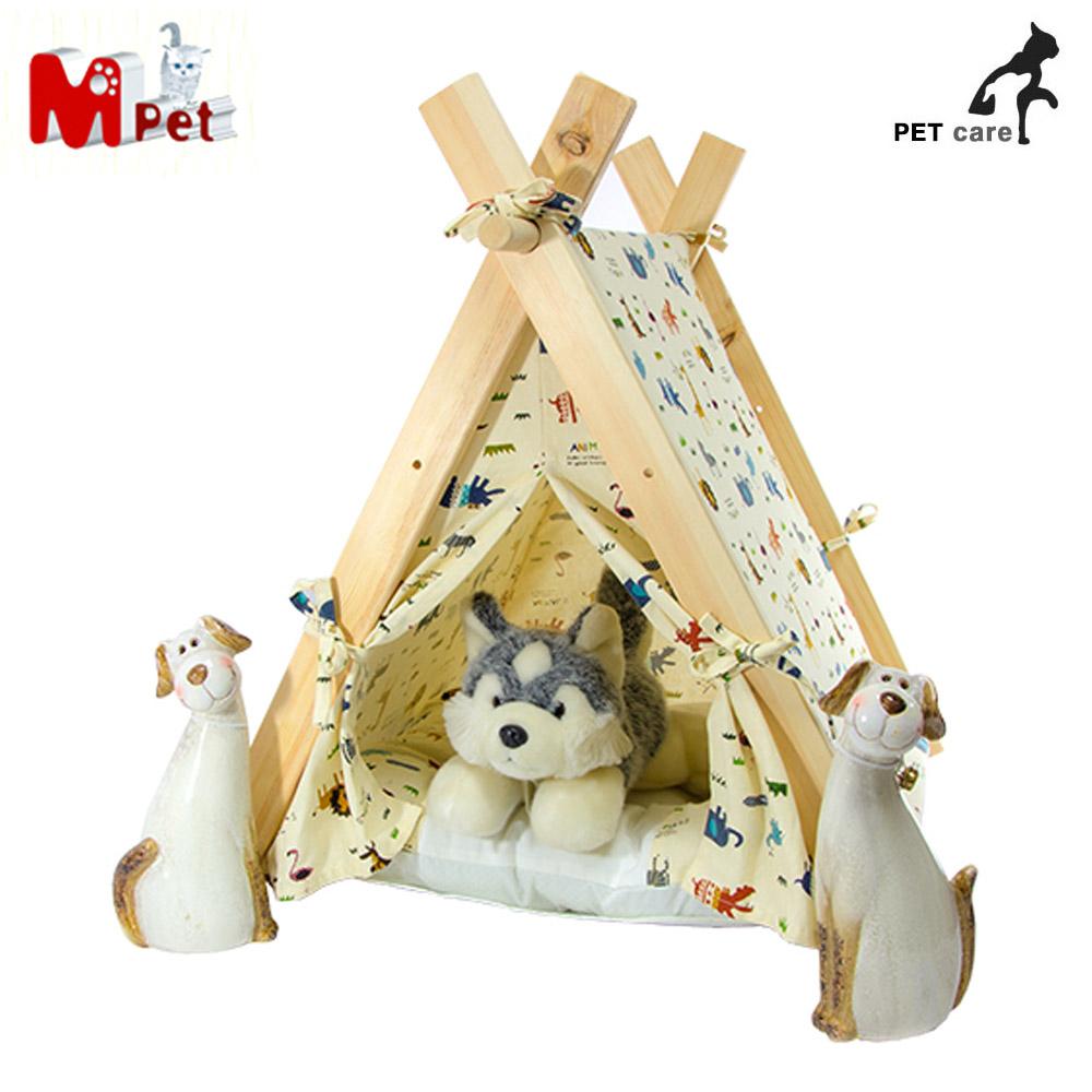 엠펫 동물의 왕국 인디언 텐트