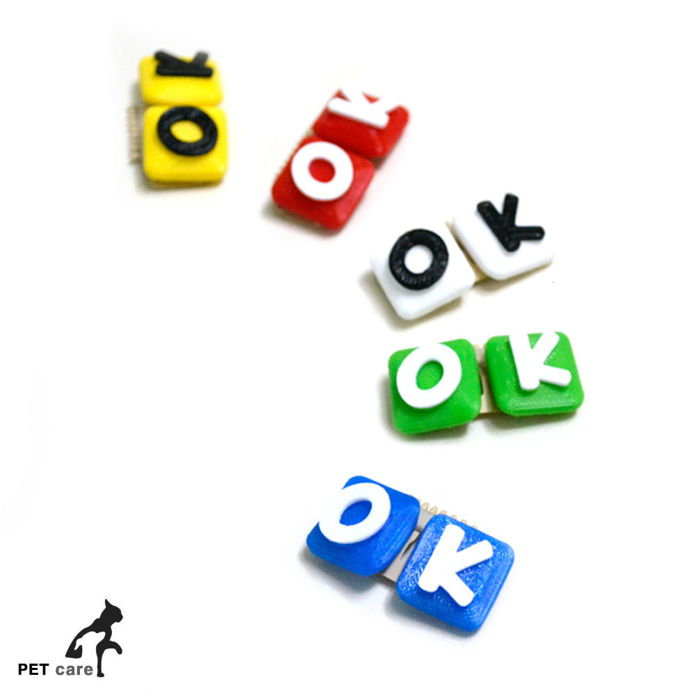 3D자일리톨 애견핀 (OK) (20개입) (1판)