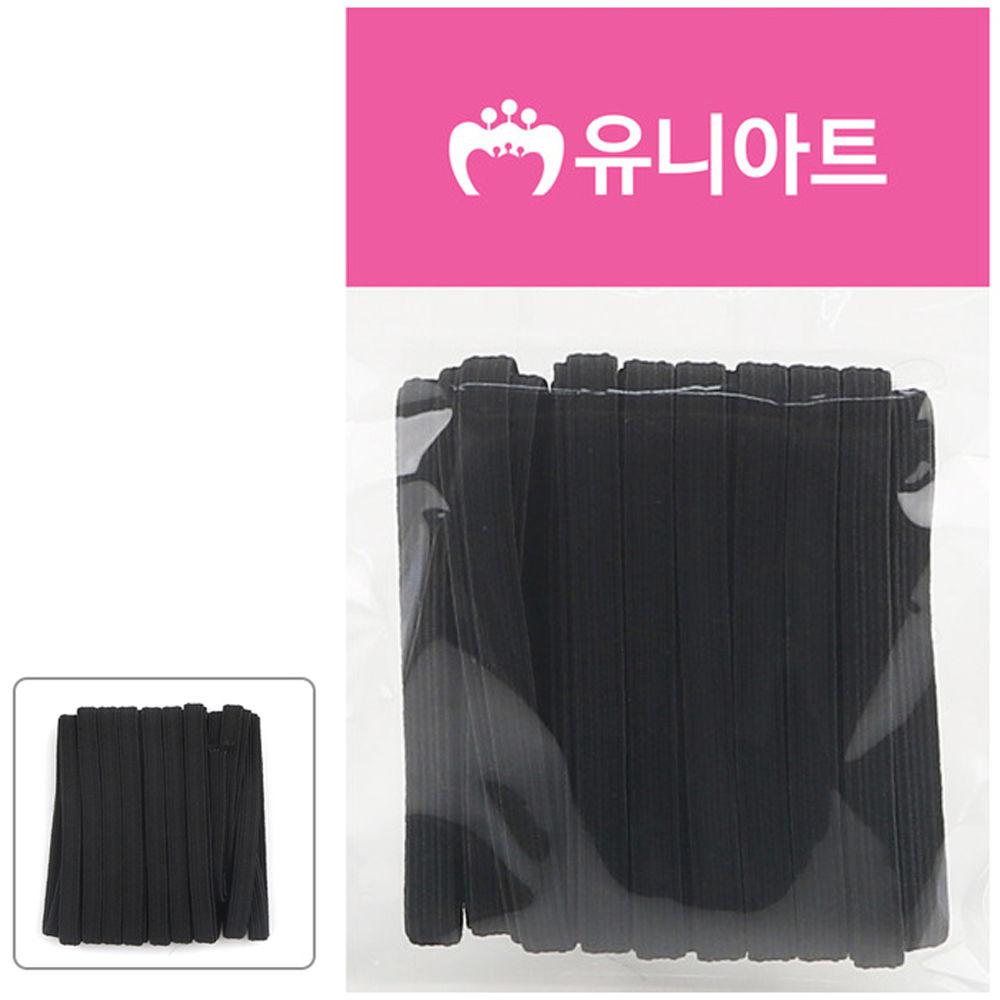 유니아트 (골밴드) 1000 6골 밴드 (검정)