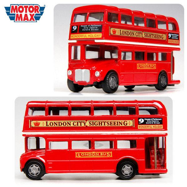 모터맥스 4.75인치 런던버스 하드탑 (76002)
