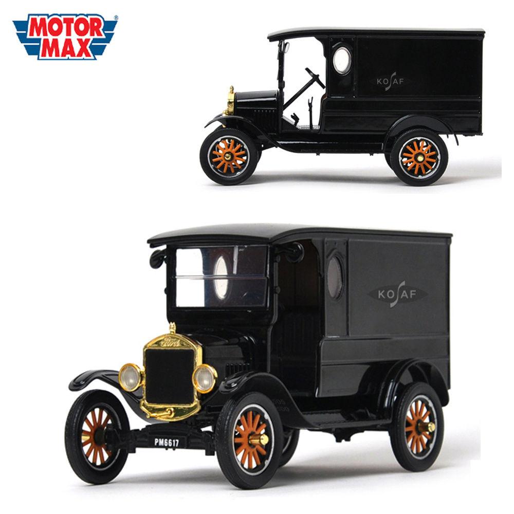 모터맥스 1대24 1925 포드 모델T 패디웨건 (79316)