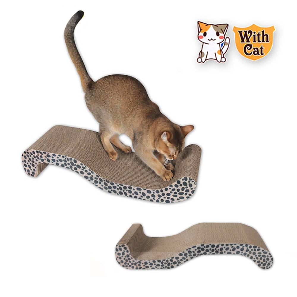 위드캣 아지랑이 고양이 스크래쳐
