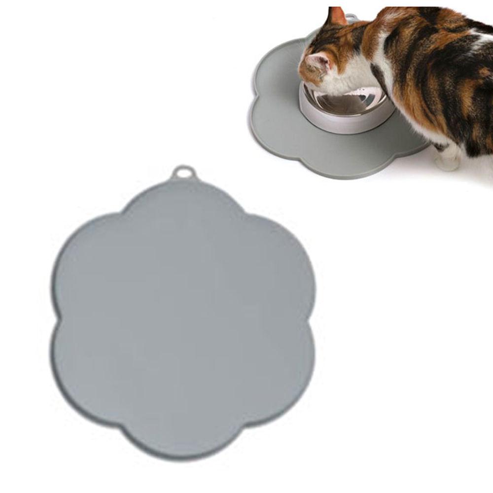 하겐 캣잇 2.0 고양이 플라워매트 (그레이) (44011)
