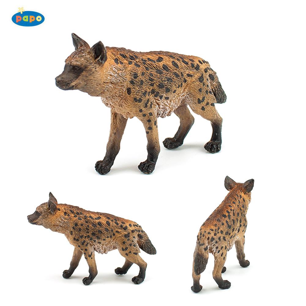 파포 (동물모형완구) 하이에나 (50252)
