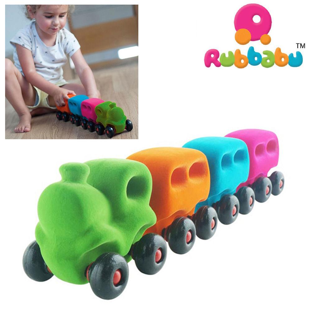 루바부 자석 기차세트 (20305)