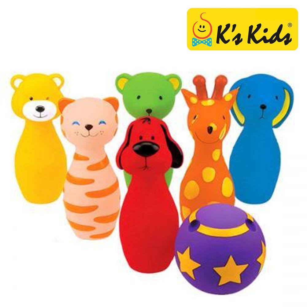 케이스키즈 볼링친구들 (KA10366)
