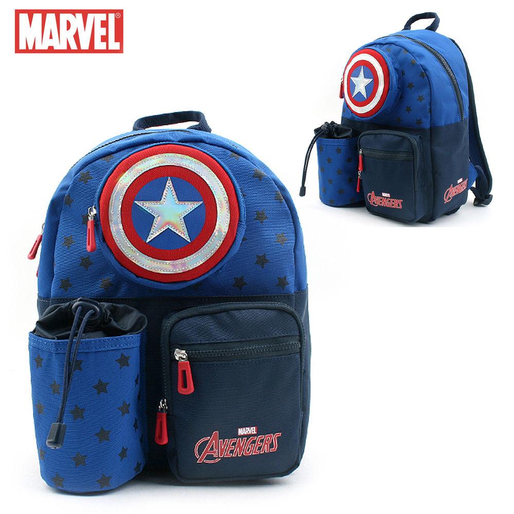 윙하우스 캡틴아메리카 스타 소풍백팩