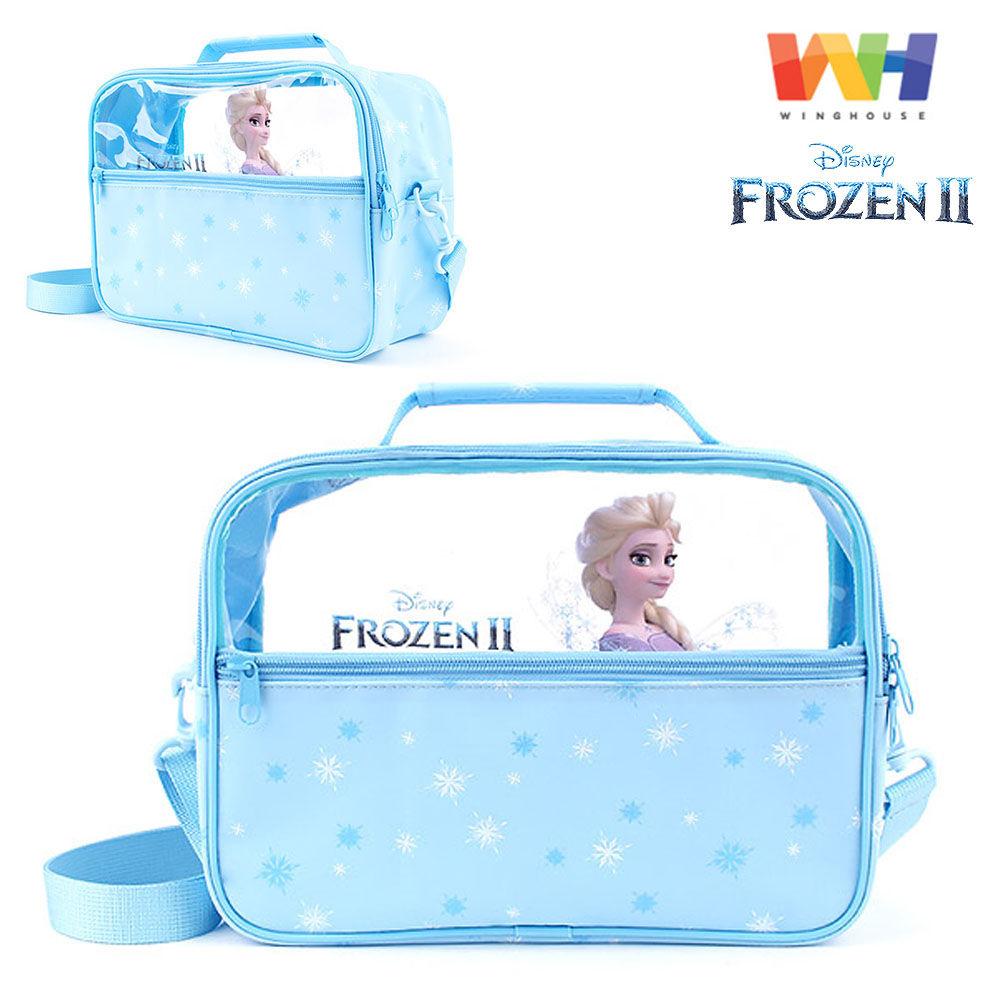 윙하우스 겨울왕국2 스노우 수영가방
