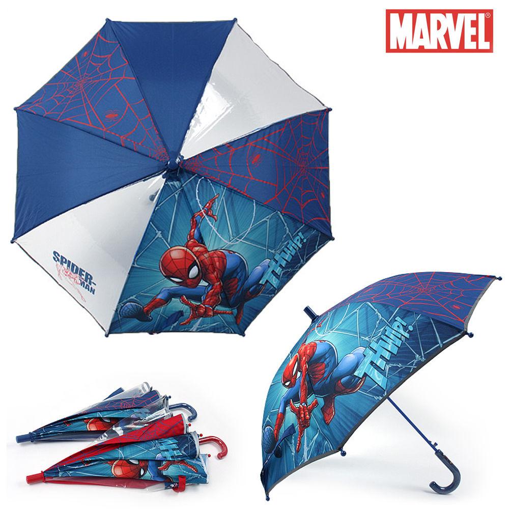 성창 마블 스파이더맨 스파이더 47 우산 (블루)