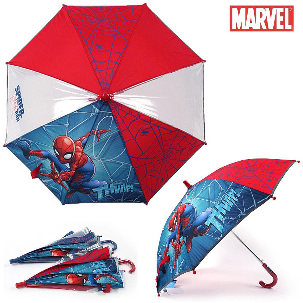 성창 마블 스파이더맨 스파이더 47 우산 (레드)