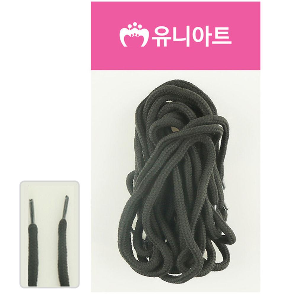 유니아트 (운동화끈) 1000 신발끈 (검정)