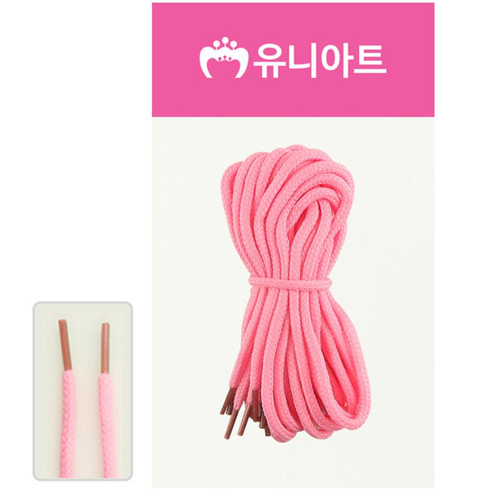 유니아트 (운동화끈) 1000 신발끈 (분홍)