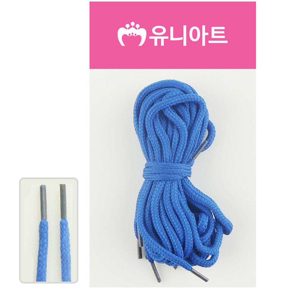 유니아트 (운동화끈) 1000 신발끈 (파랑)