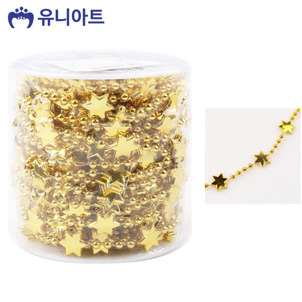 유니아트 (체인줄) 7500 롤체인줄 (no.8048) (금색)