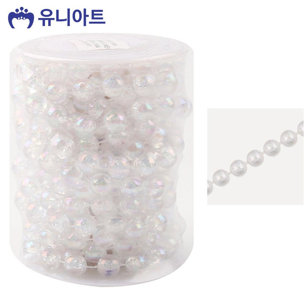 유니아트 (체인줄) 7500 롤체인줄 (no.8009) (투명)