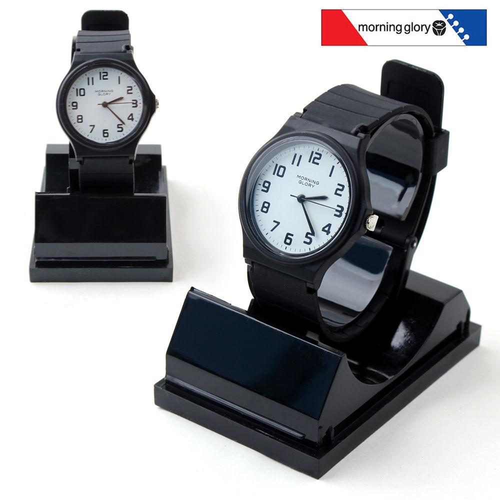 모닝글로리 저소음 수능 합격 손목시계 (M)