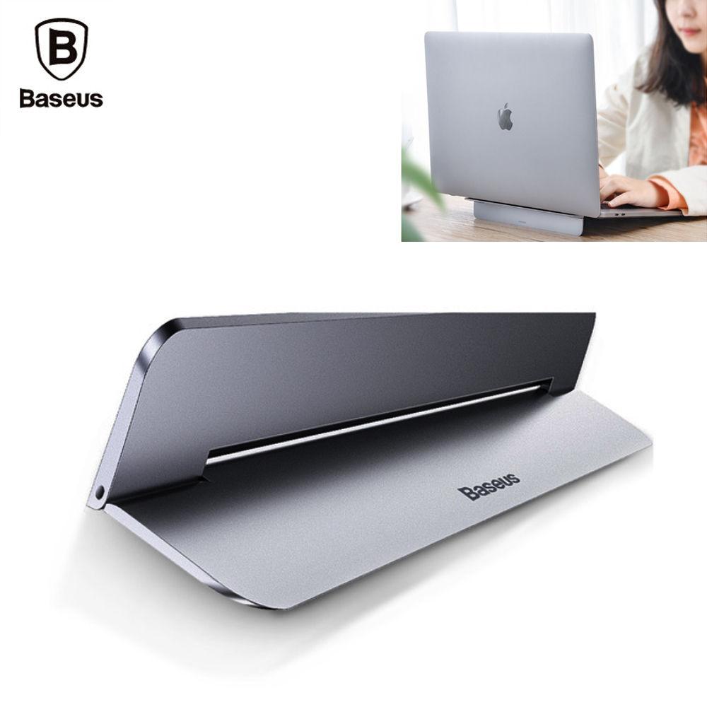 베이스어스 심플 노트북 받침대 홀더 (다크그레이) (SUZC-0G)