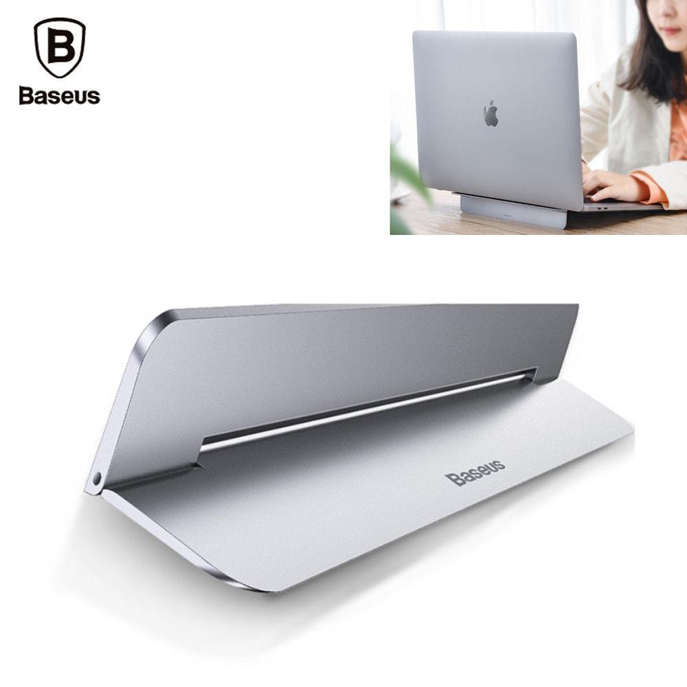 베이스어스 심플 노트북 받침대 홀더 (실버) (SUZC-0S)
