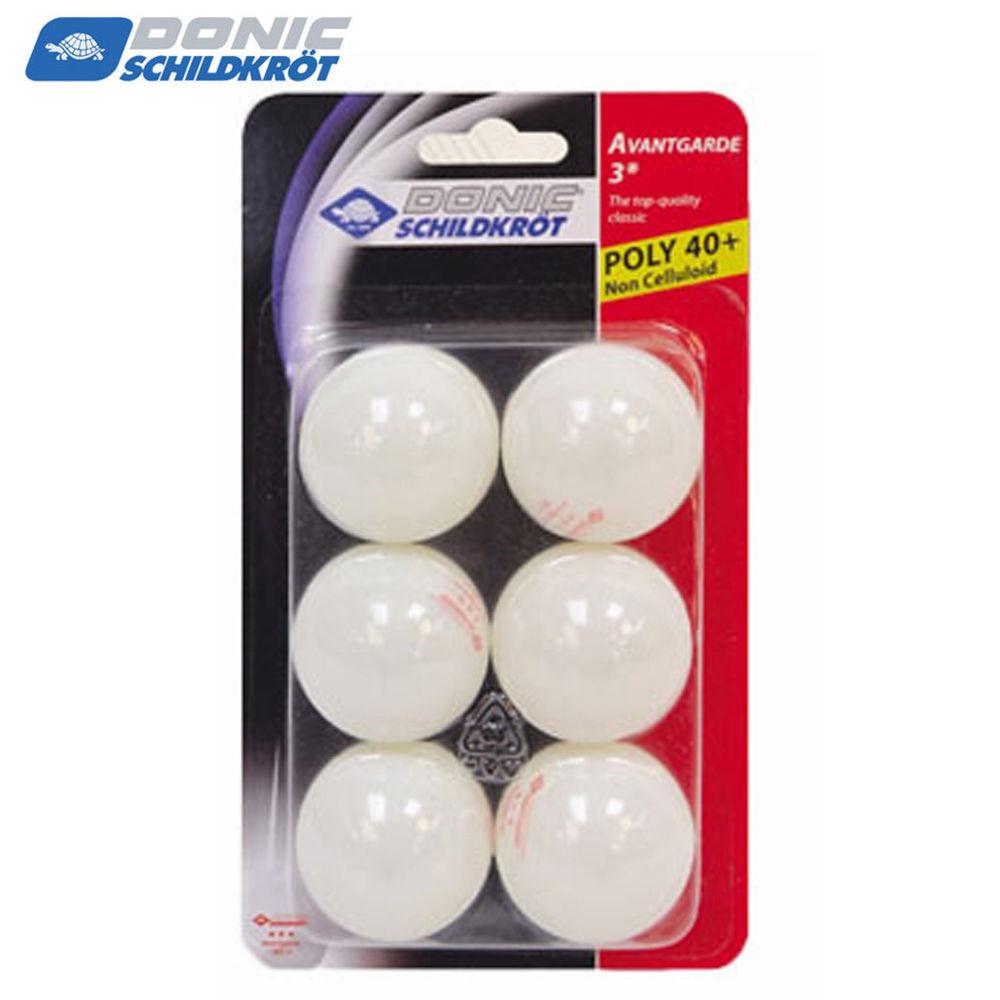 도닉 탁구공 아방가르드 3성 (6P)