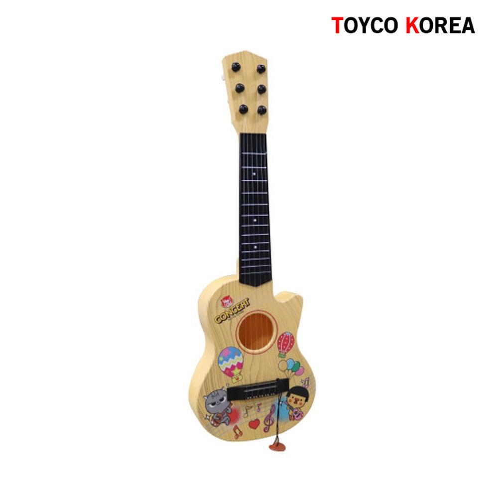 토이코 아이캣 콘서트 통기타 (브라운)