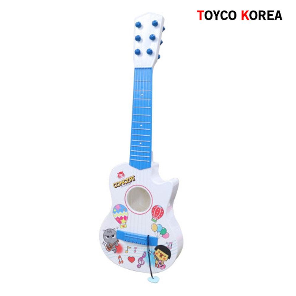 토이코 아이캣 콘서트 통기타 (화이트)